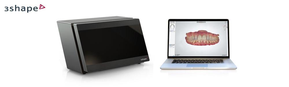 3Shape D2000 Scanner