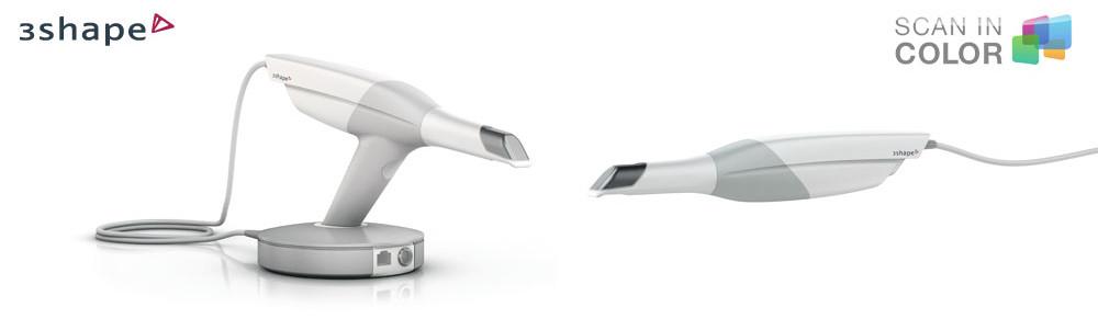 Trios 3 Pod handle and pen grip